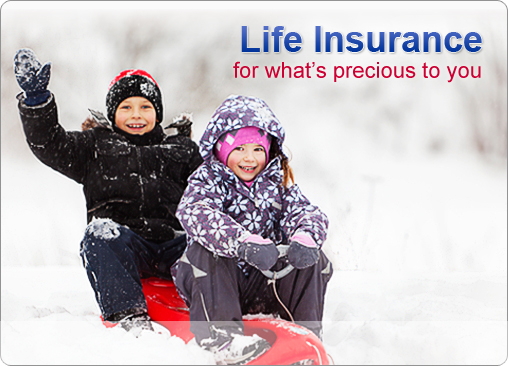Life Insurance for what's precious to you