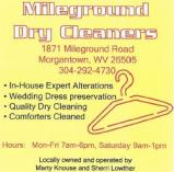 Mileground Dry Cleaners